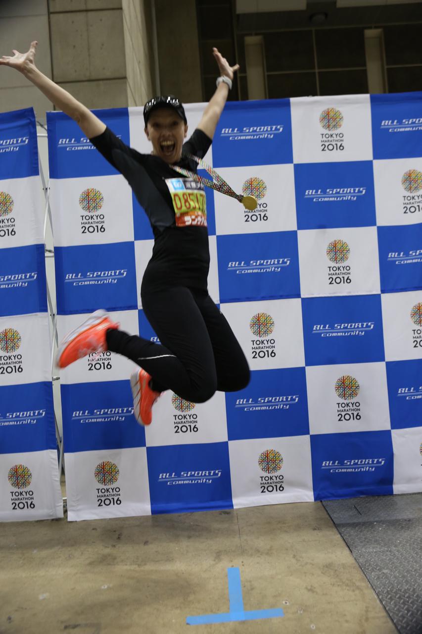 Nyt se vasta iski. Unelmani juosta maraton kaikilla maailman mantereilla on jälleen yhden valloituksen lähempänä.